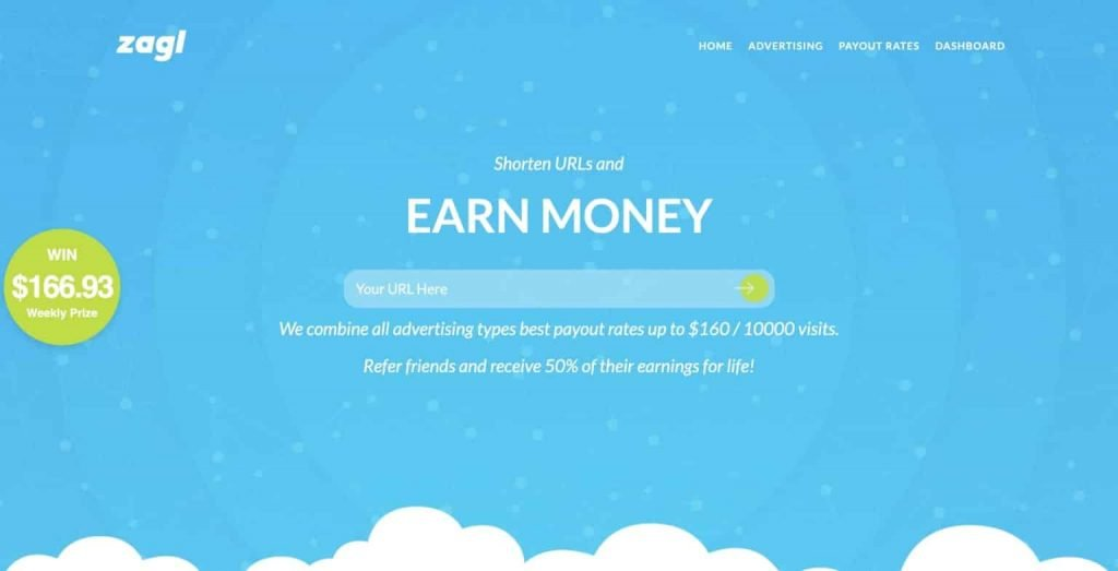 Best Url Shorteners to Earn Money in 2020 (Highest CPM) 5
